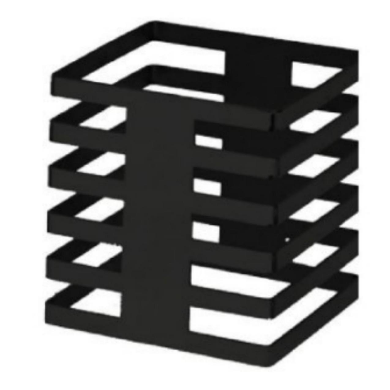 Abert Sloupek černý 22 cm