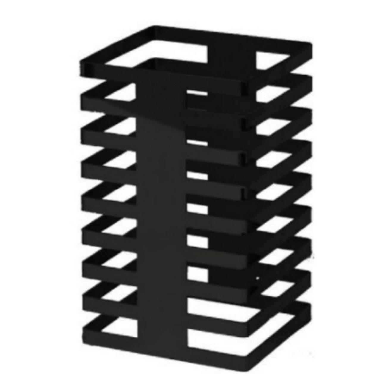 Abert Sloupek černý 34 cm