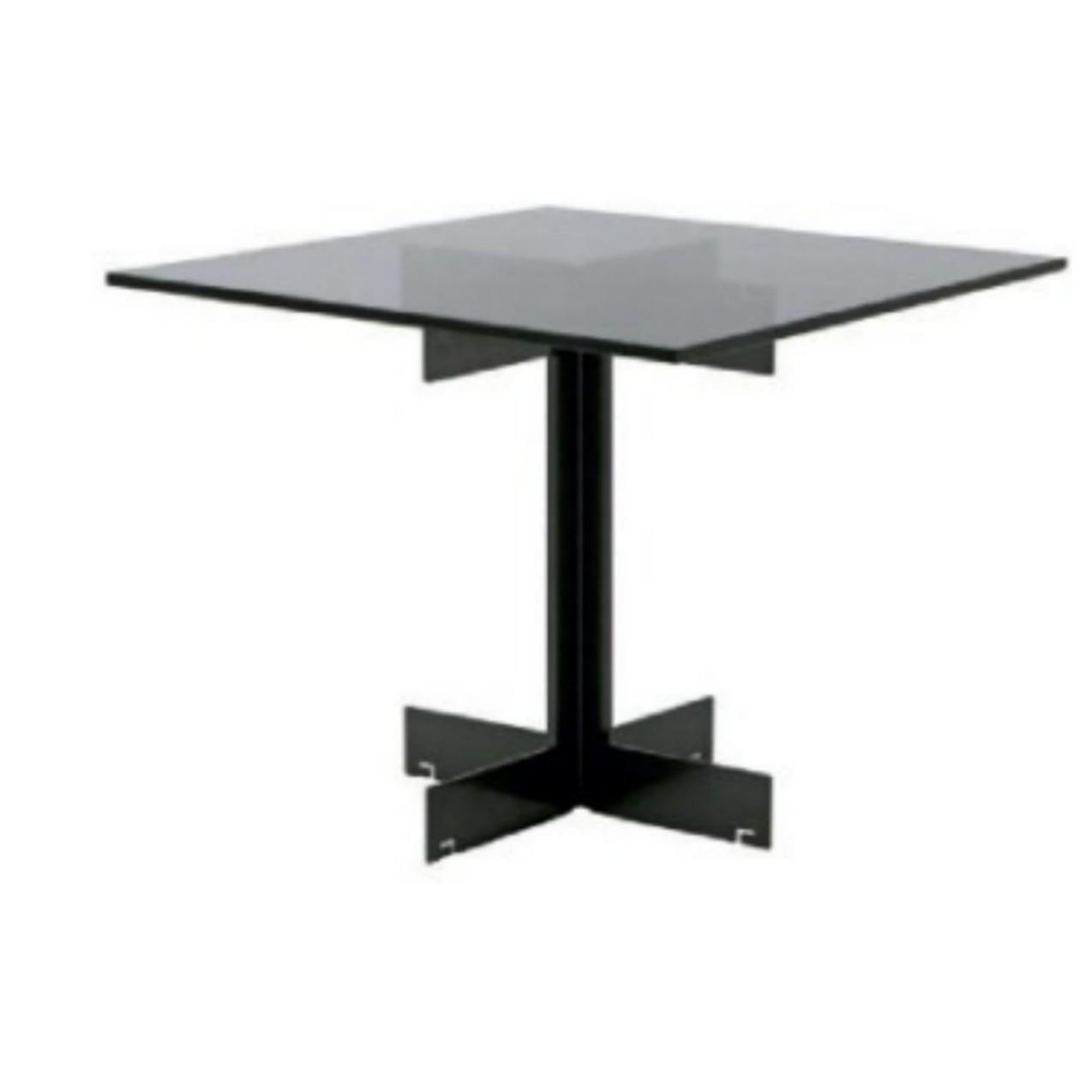 Urban stoleček černý S