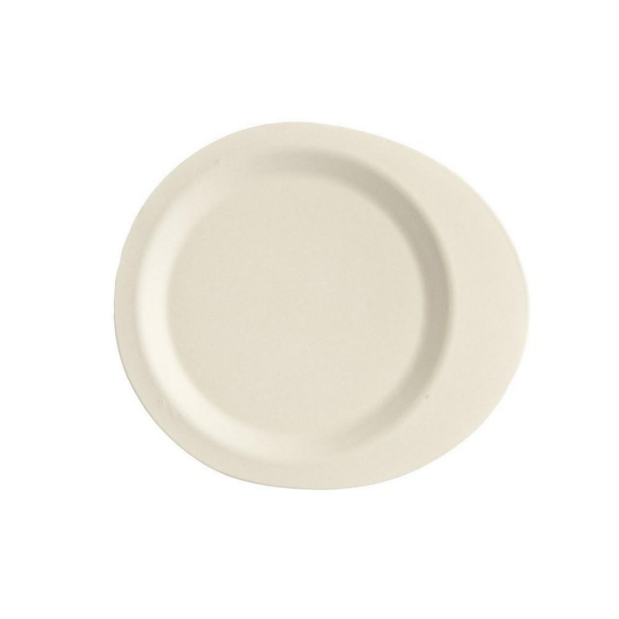 Mini plate round, balení 50ks
