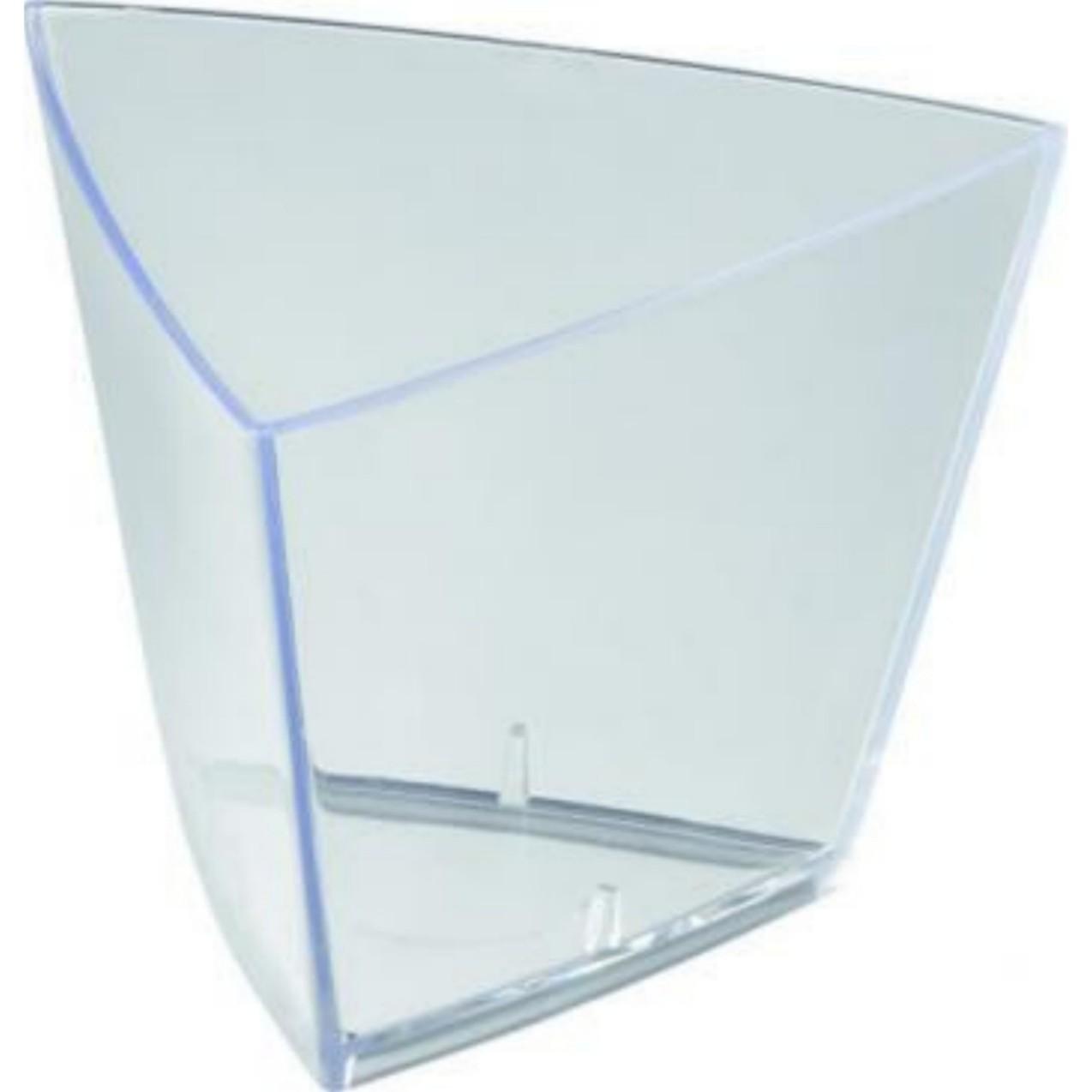 Pohárek trojúhelník M, balení 90ks