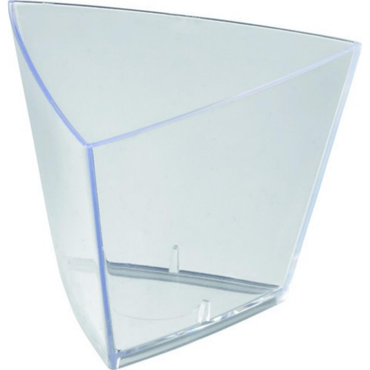 Pohárek trojúhleník L, balení 54ks