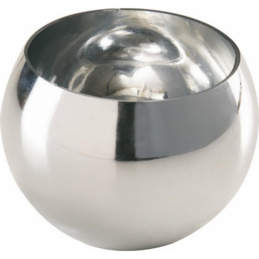 Miska koule stříbrná, balení 5ks