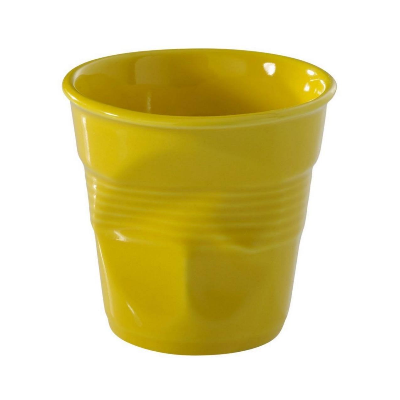 Pohárek Froisses žlutá 80ml