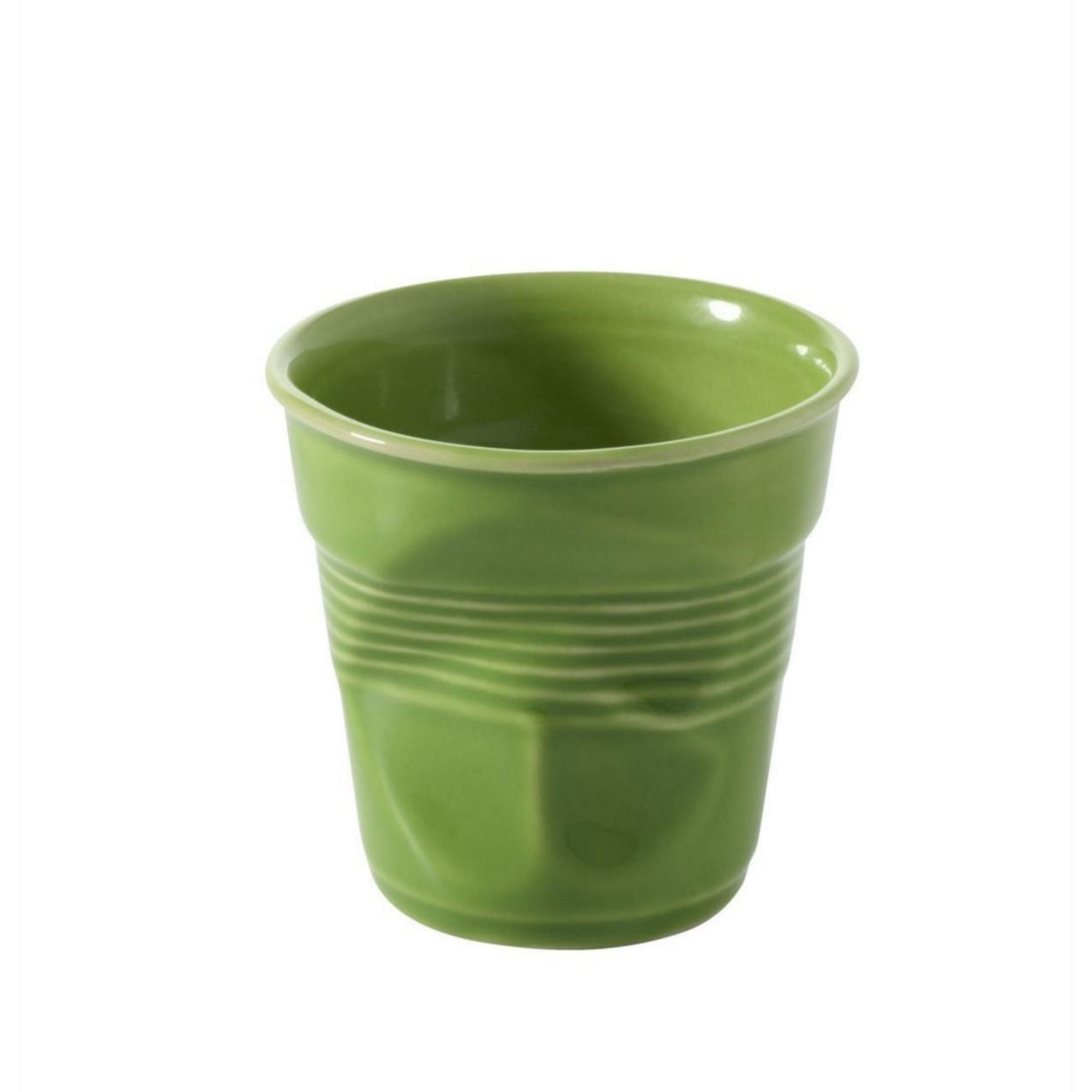Pohárek Froisses zelená 80ml