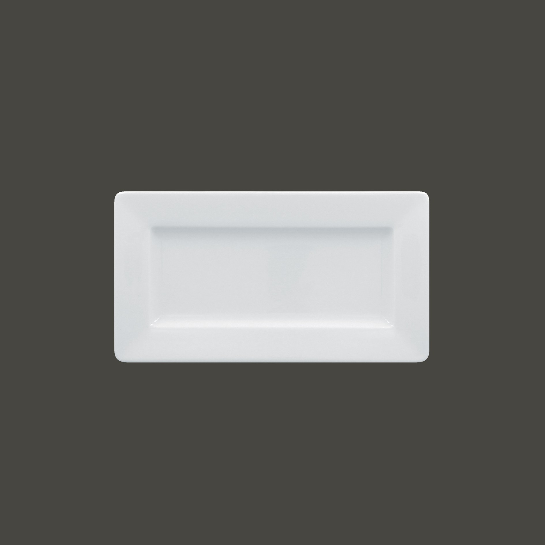 Talíř obdélníkový 24×13 cm