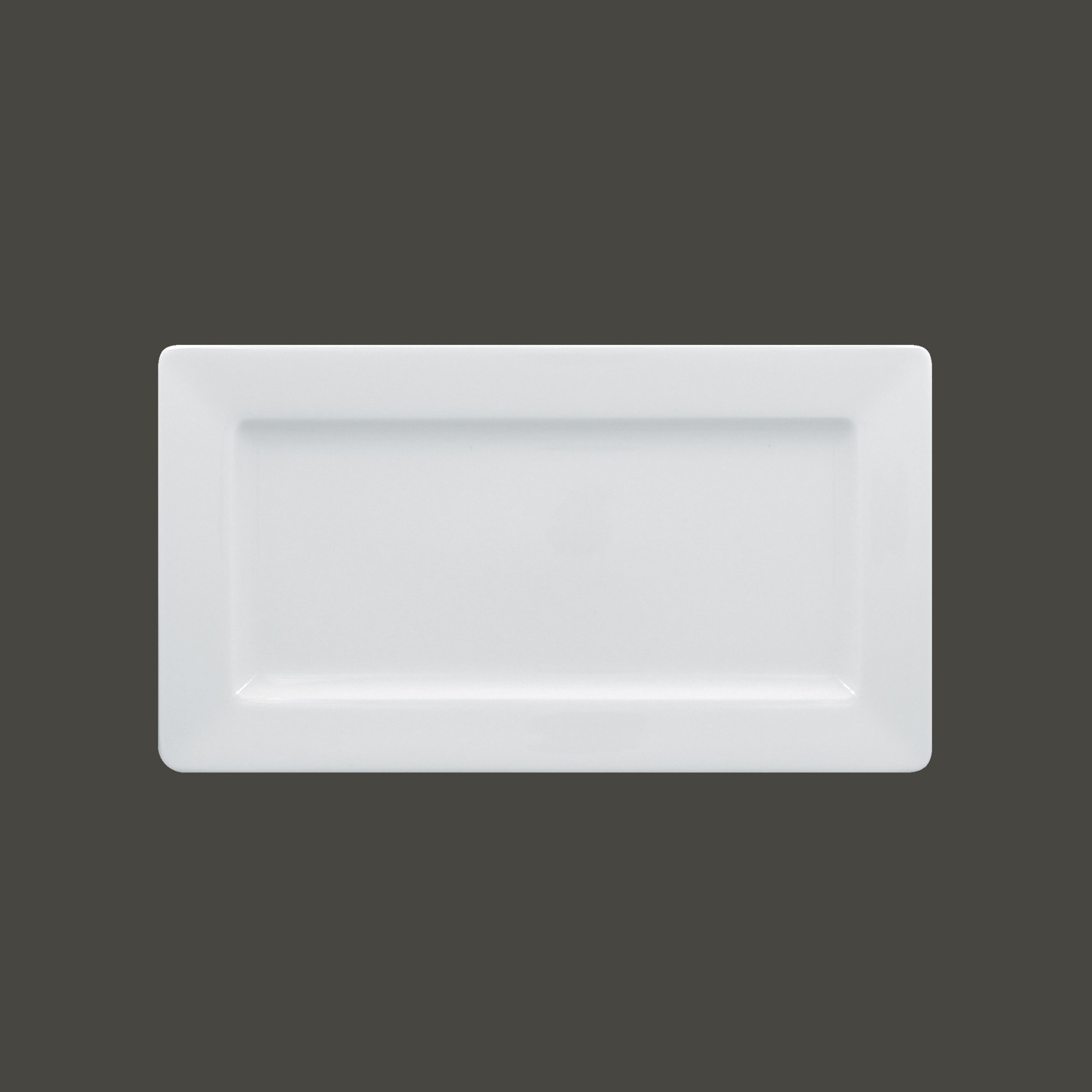 Talíř obdélníkový široký 29,5×16 cm