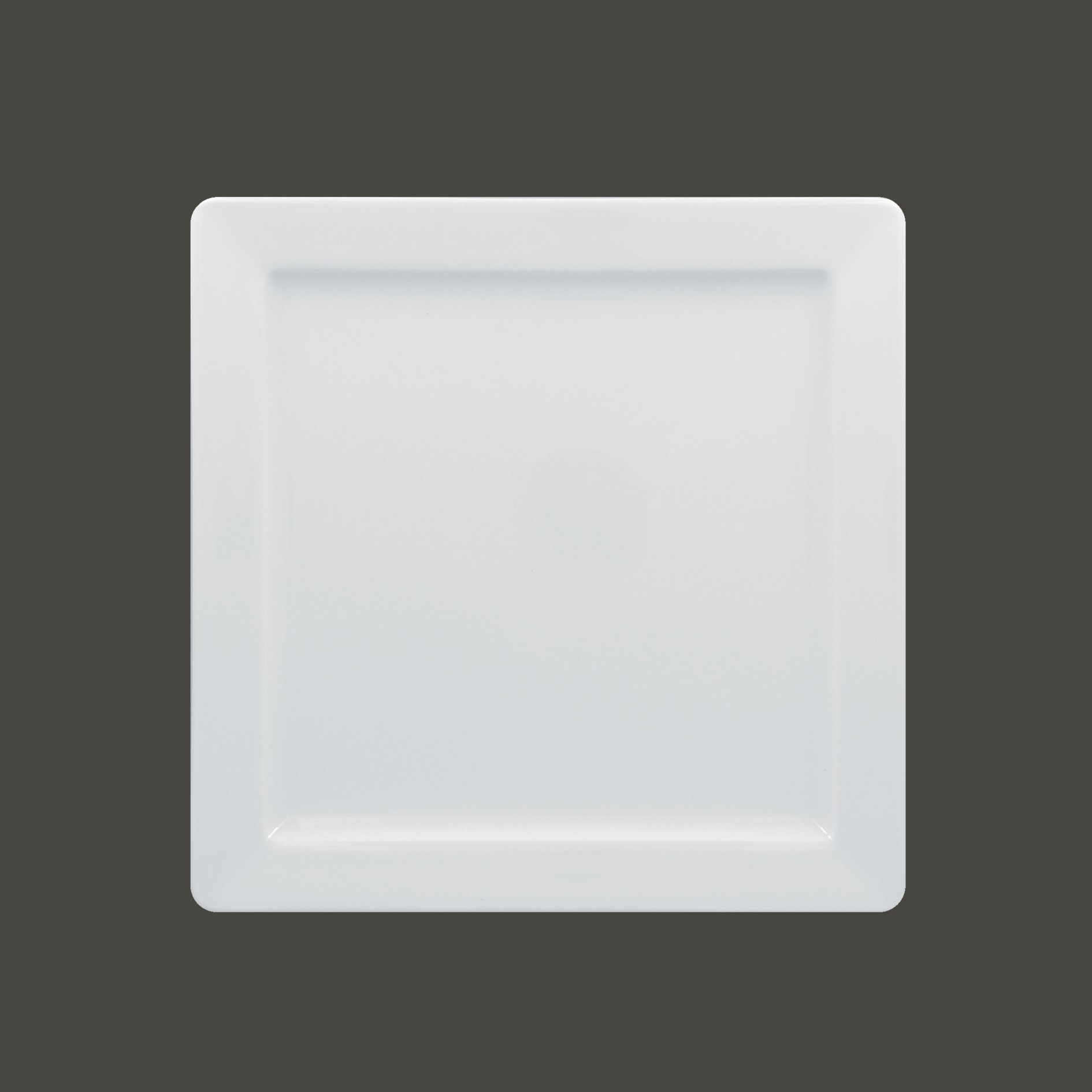 Talíř čtvercový 27×27 cm