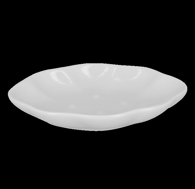 Oval shell dish Banquet