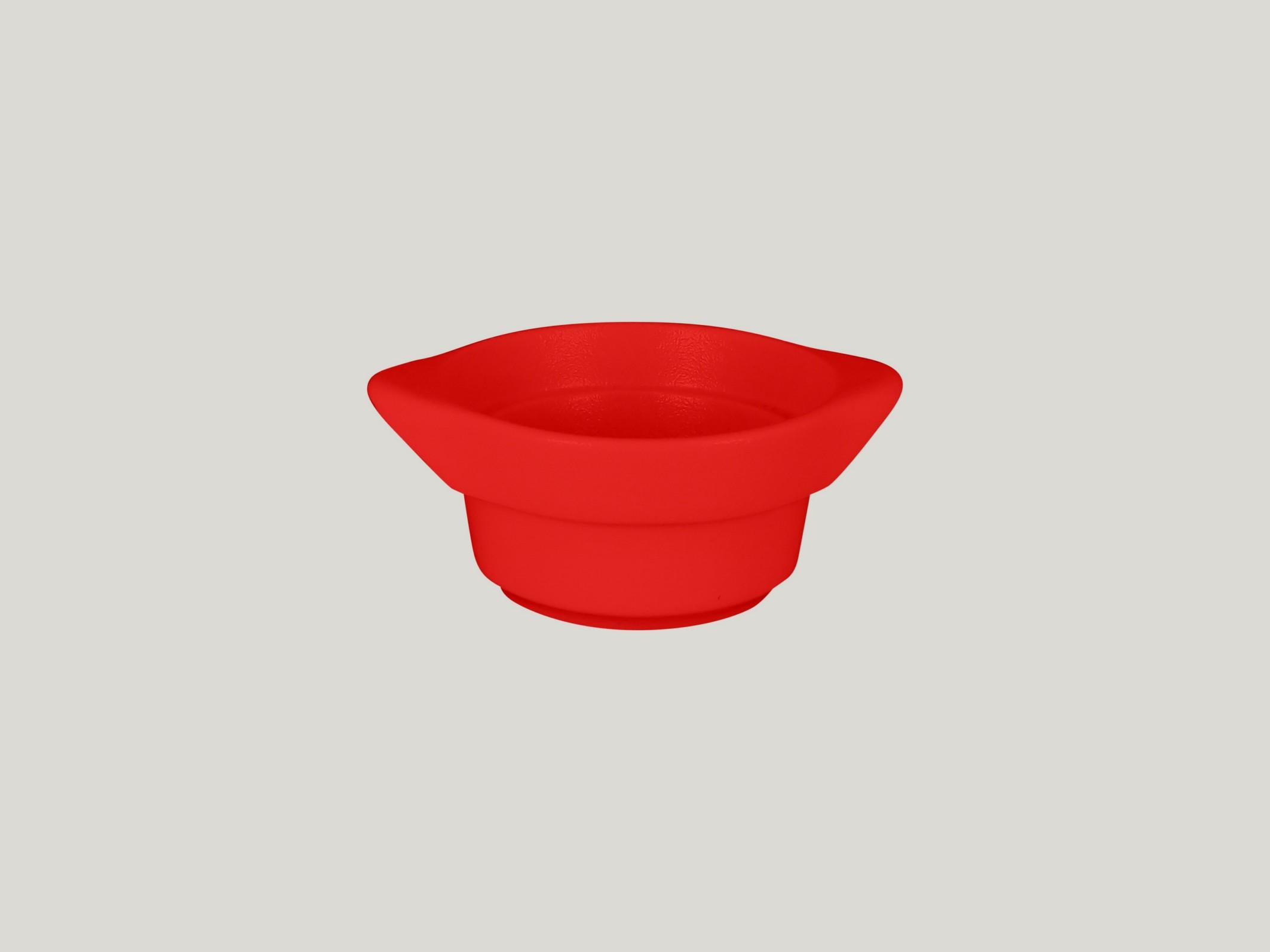 Chefs fusion Mini hrnec červený
