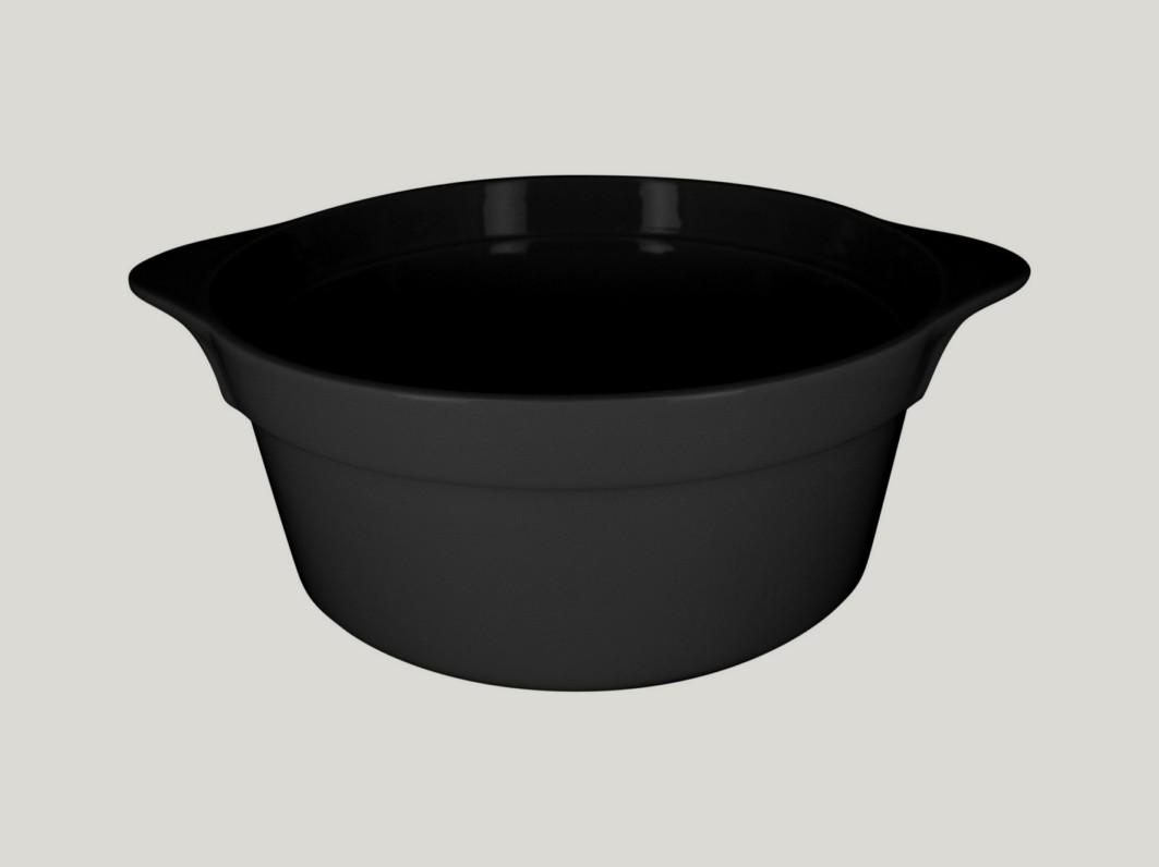 Chefs fusion Mini hrnec černý