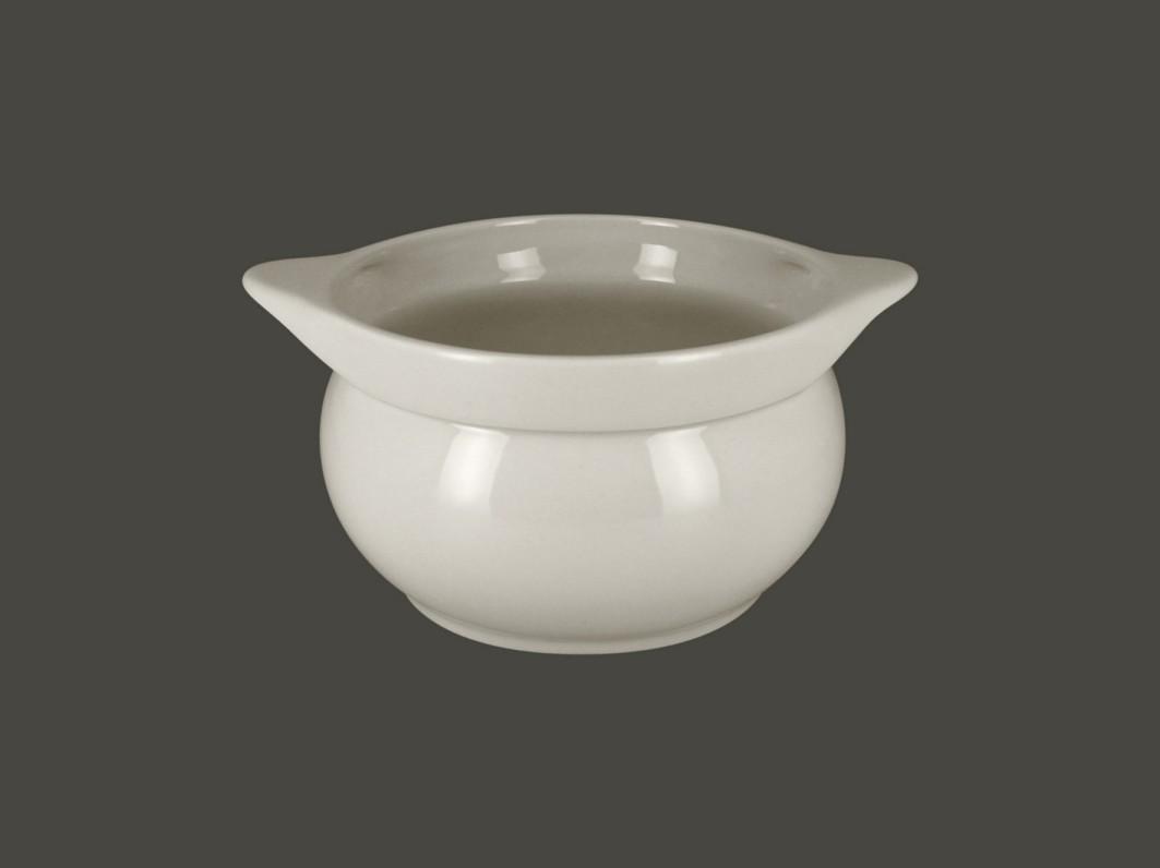 Chefś Fusion mísa na polévku bílá pr.15cm