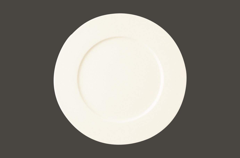 mělký talíř Fine dine