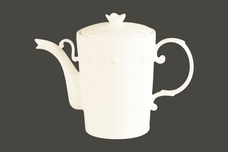 RAK Konvice na kávu s víčkem - Princess White gold