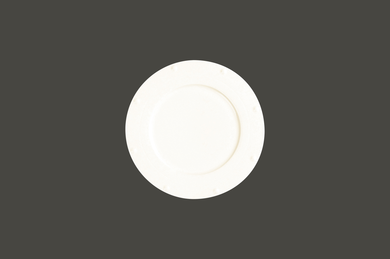 Queen White gold Kulatý talíř pr 16cm