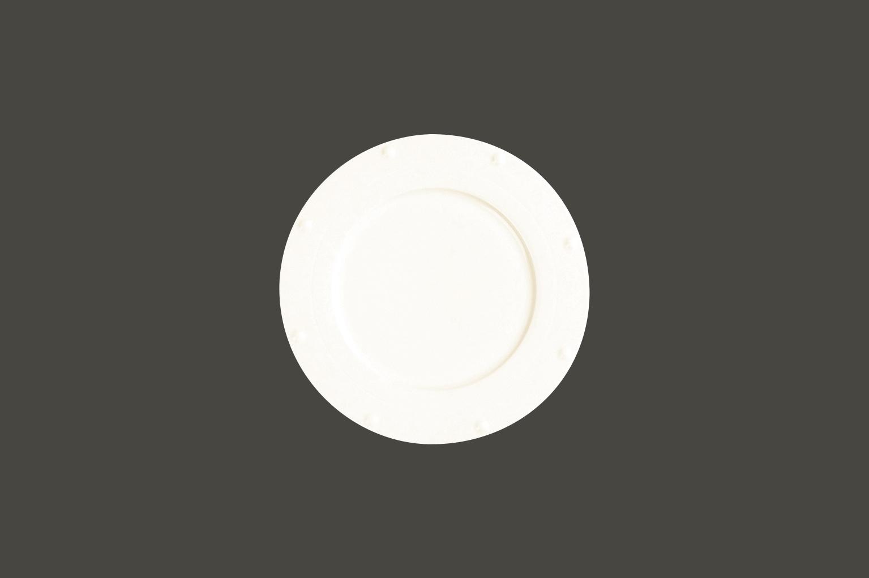 Queen White gold Kulatý talíř pr. 22cm