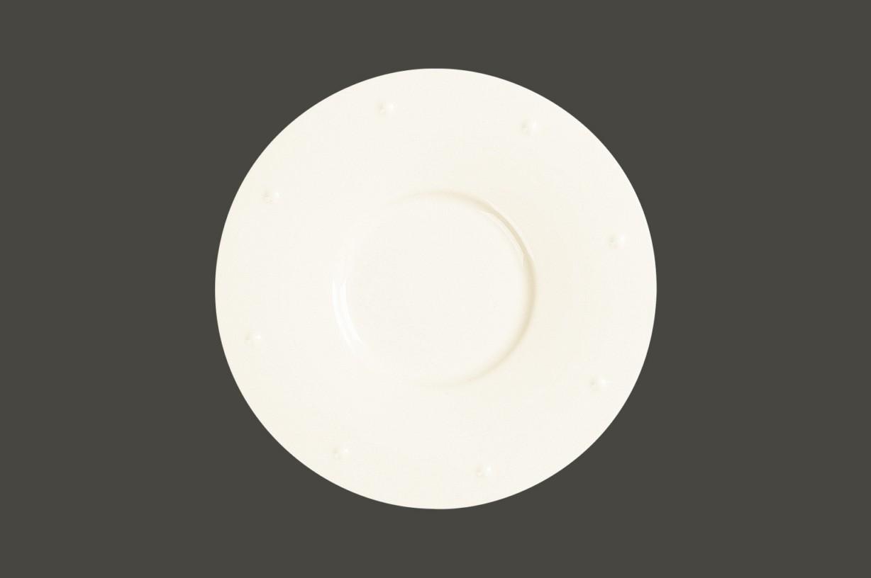 Queen White gold Kulatý talíř pr.31cm
