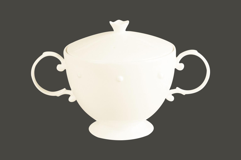 RAK Mísa na polévku - Princess White gold