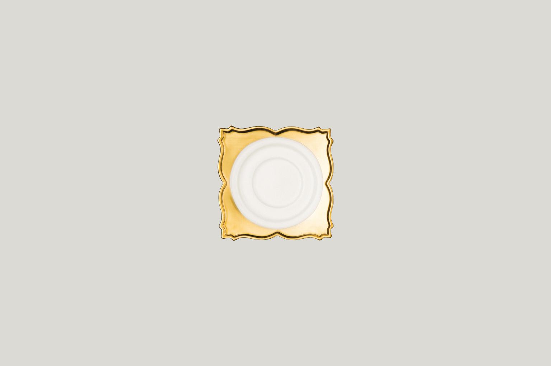 Podšálek pro KQCU09/KQCU09M - Princess Golden Golden