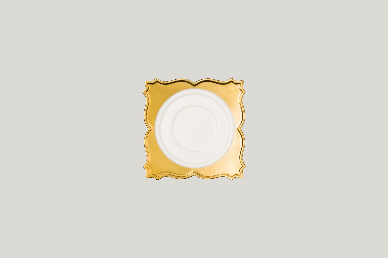 Podšálek pro KQCU21/KQCU21M - Princess Golden Golden