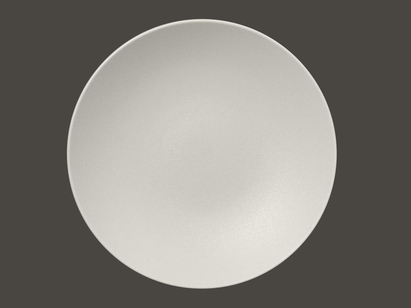 hluboký coupe talíř - bílá Neofusion