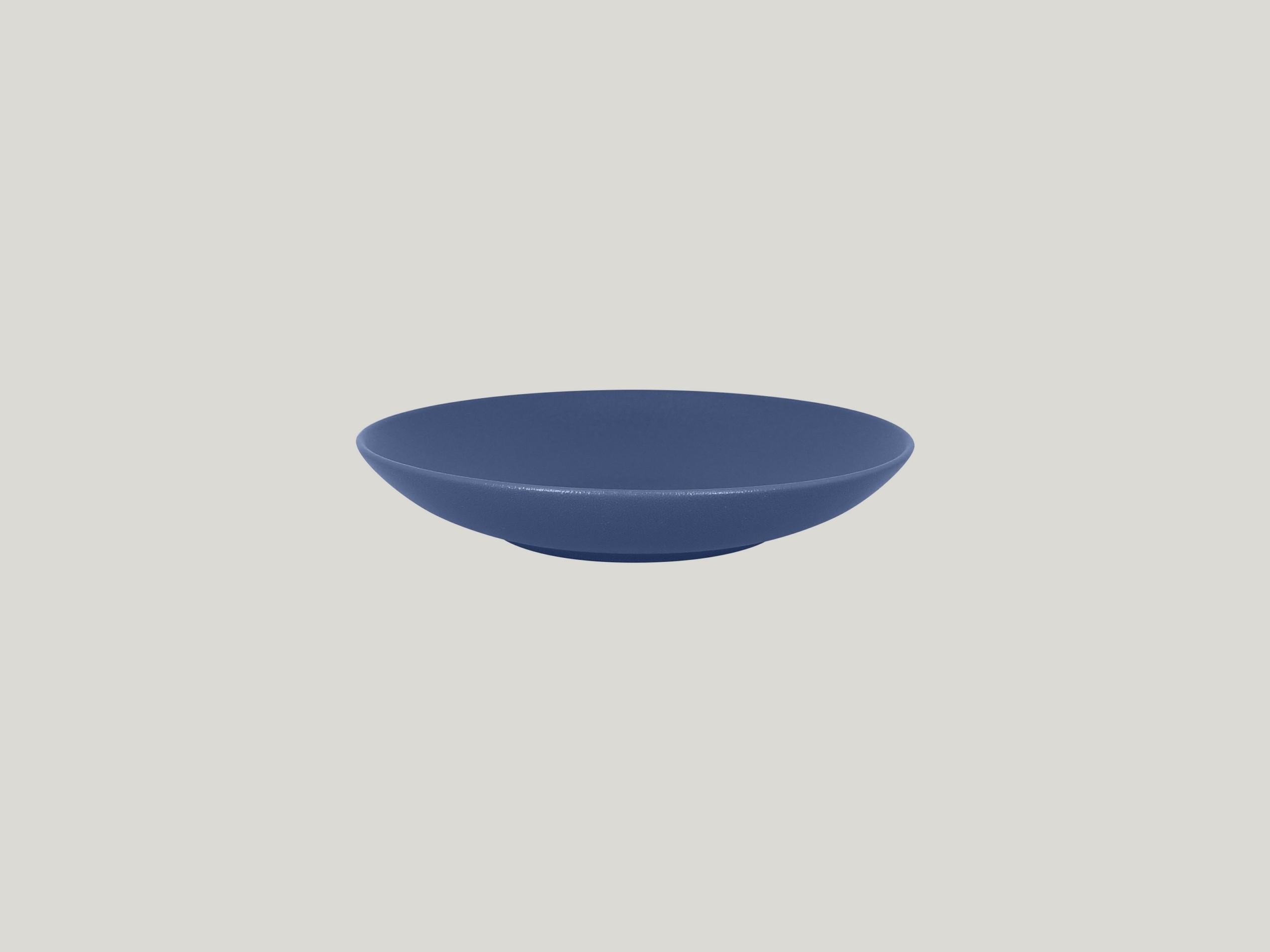 Talíř hluboký coupe 23 cm - levandulová