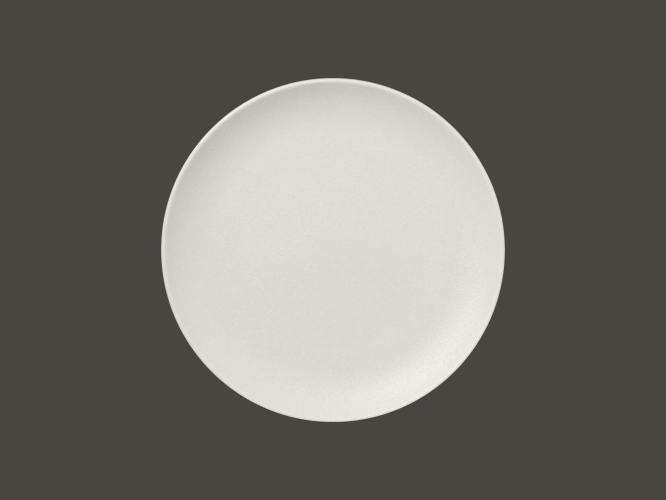 mělký coupe talíř - bílá Neofusion