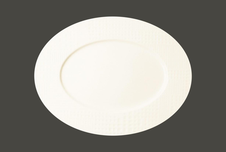 Oválný talíř Pixel
