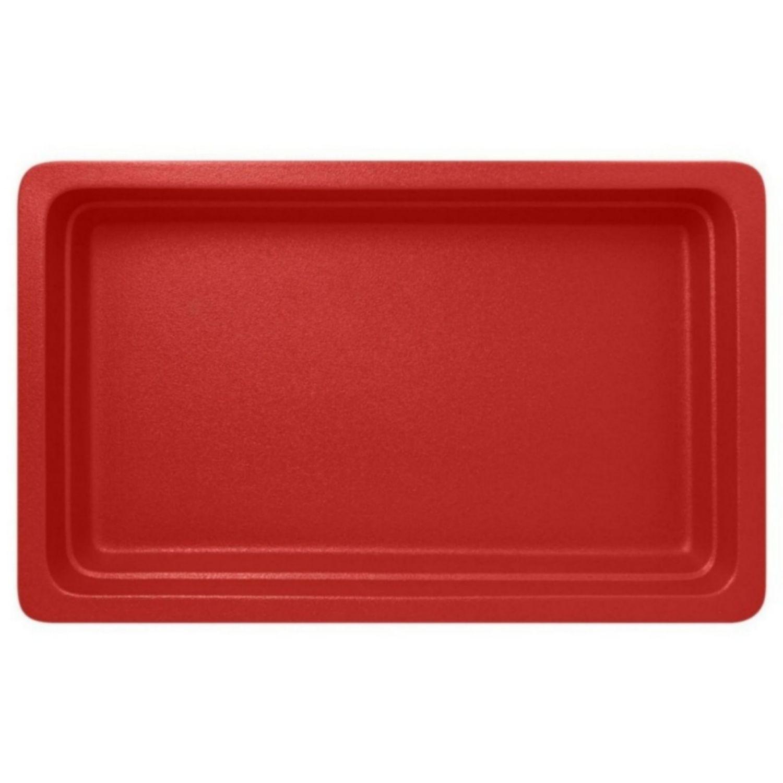 Gastronádoba 1/1 - světle červená
