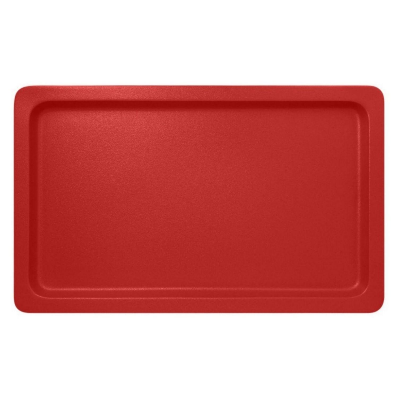 Gastronádoba 1/1F - světle červená