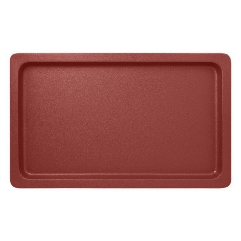 Gastronádoba 1/1F - tmavě červená