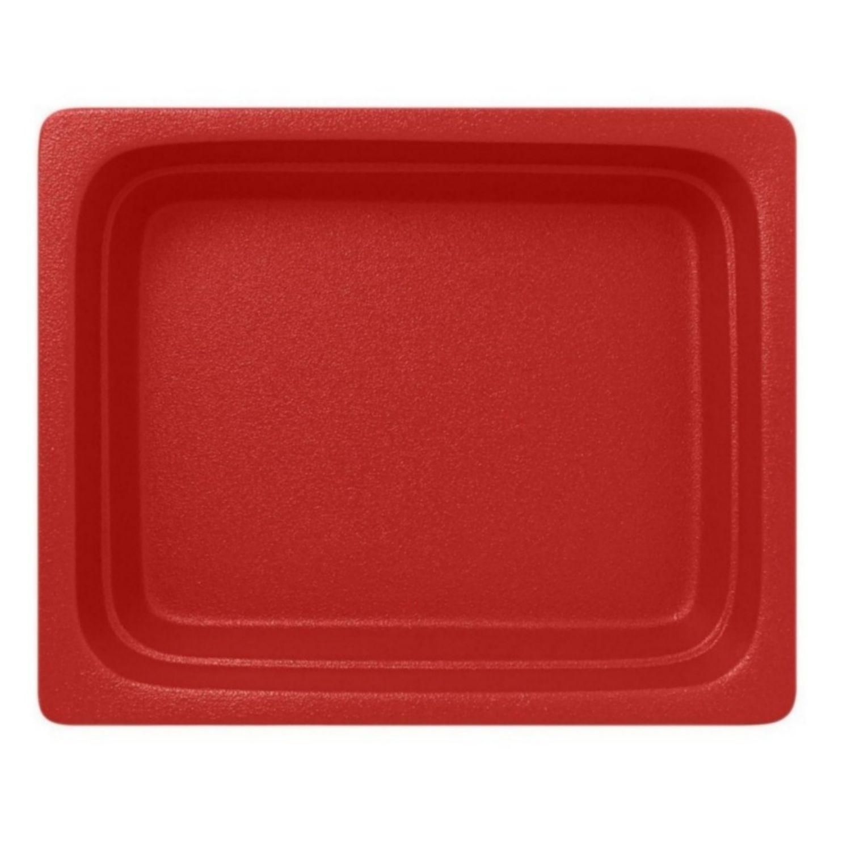Neofusion gastronádoba GN 1/2 065 mm - světle červená