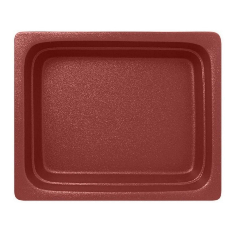 Gastronádoba 1/2 - tmavě červená