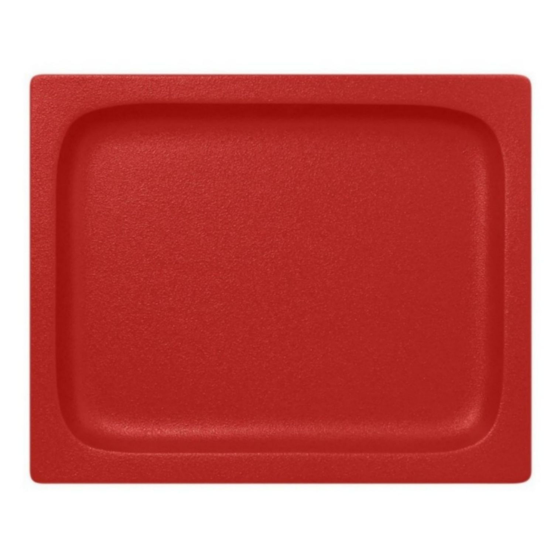 Neofusion gastronádoba GN 1/2 020 mm - světle červená