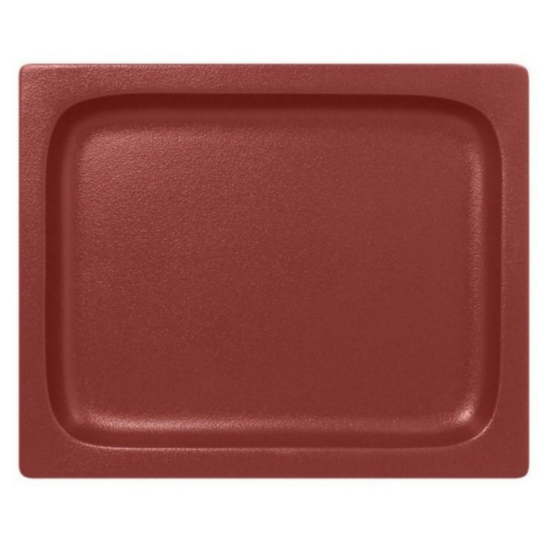 Gastronádoba 1/2F - tmavě červená
