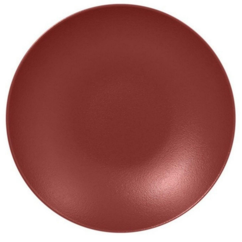Mísa hluboká 30cm - tmavě červená