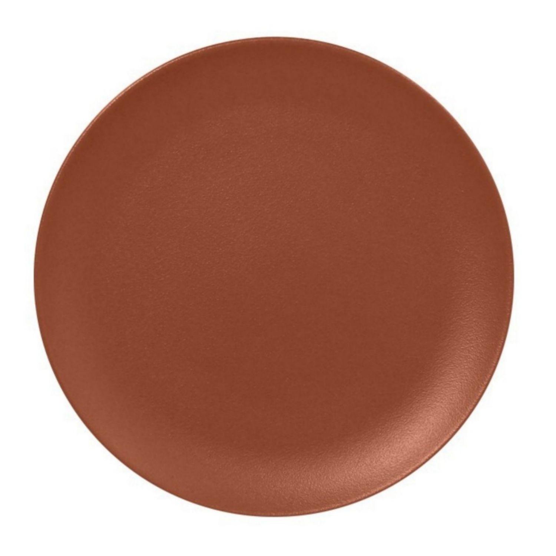 Neofusion talíř mělký 15 cm - hnědá