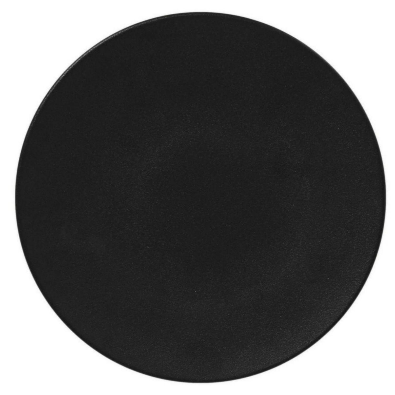 Neofusion talíř mělký 29 cm - černá
