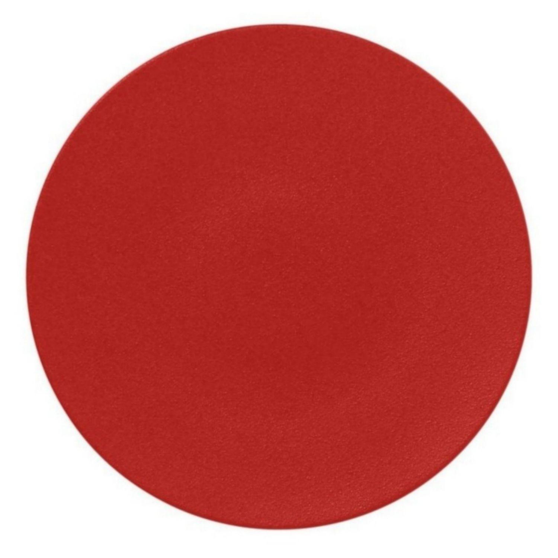Neofusion talíř mělký 29 cm - světle červená