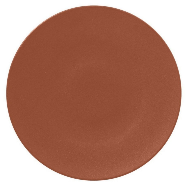 Neofusion talíř mělký 29 cm - hnědá