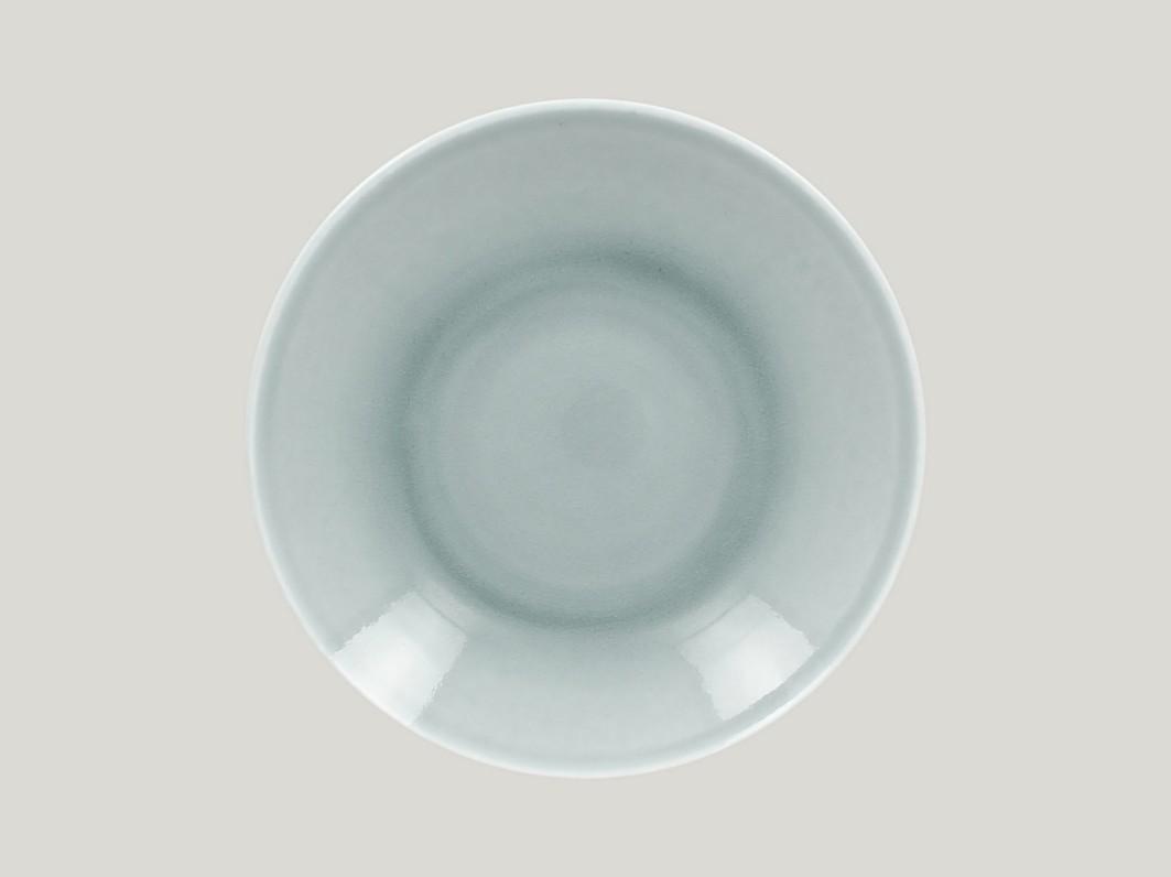hluboký coupe talíř - blue Vintage