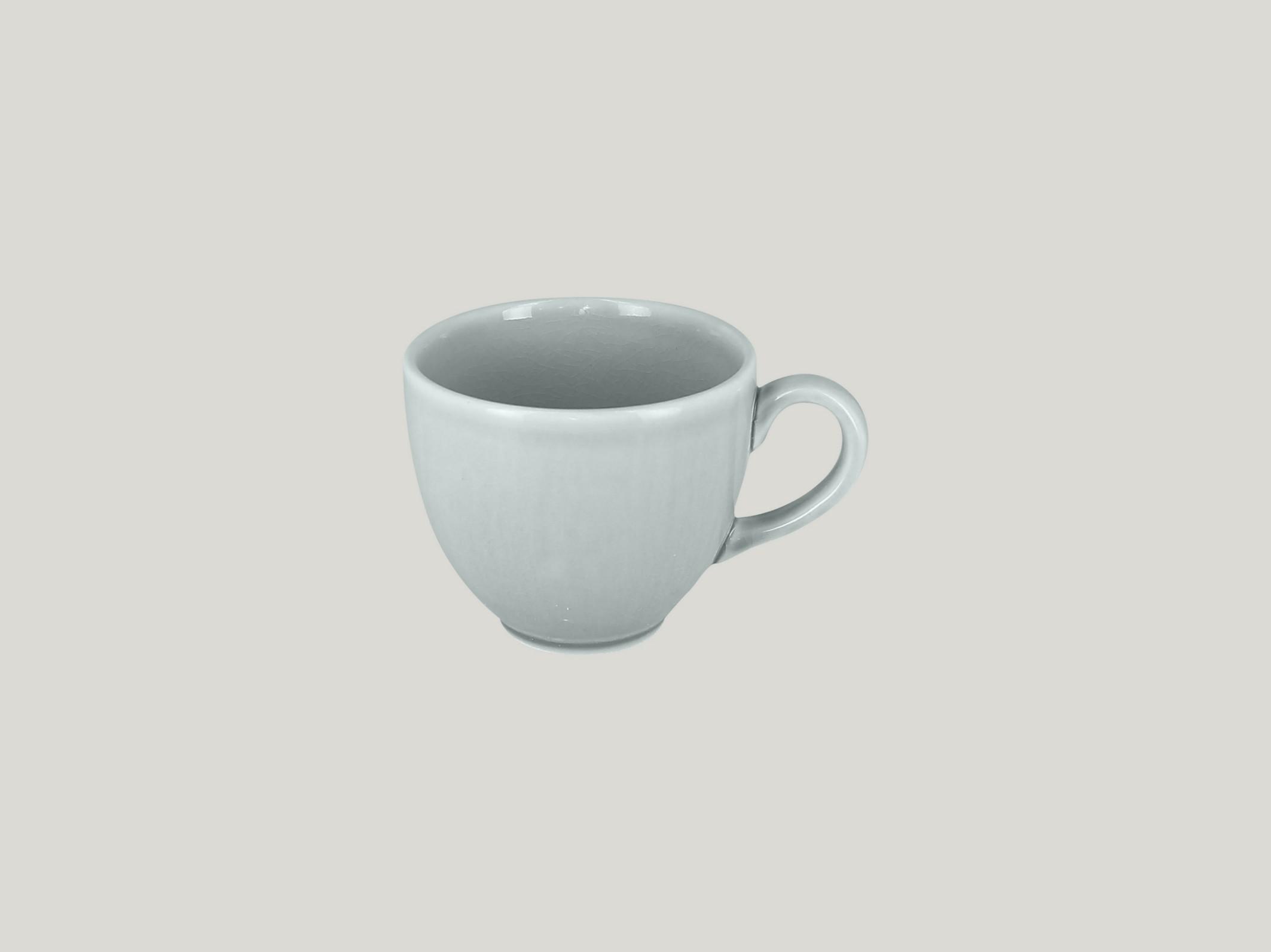Vintage šálek na kávu 23 cl - modrá