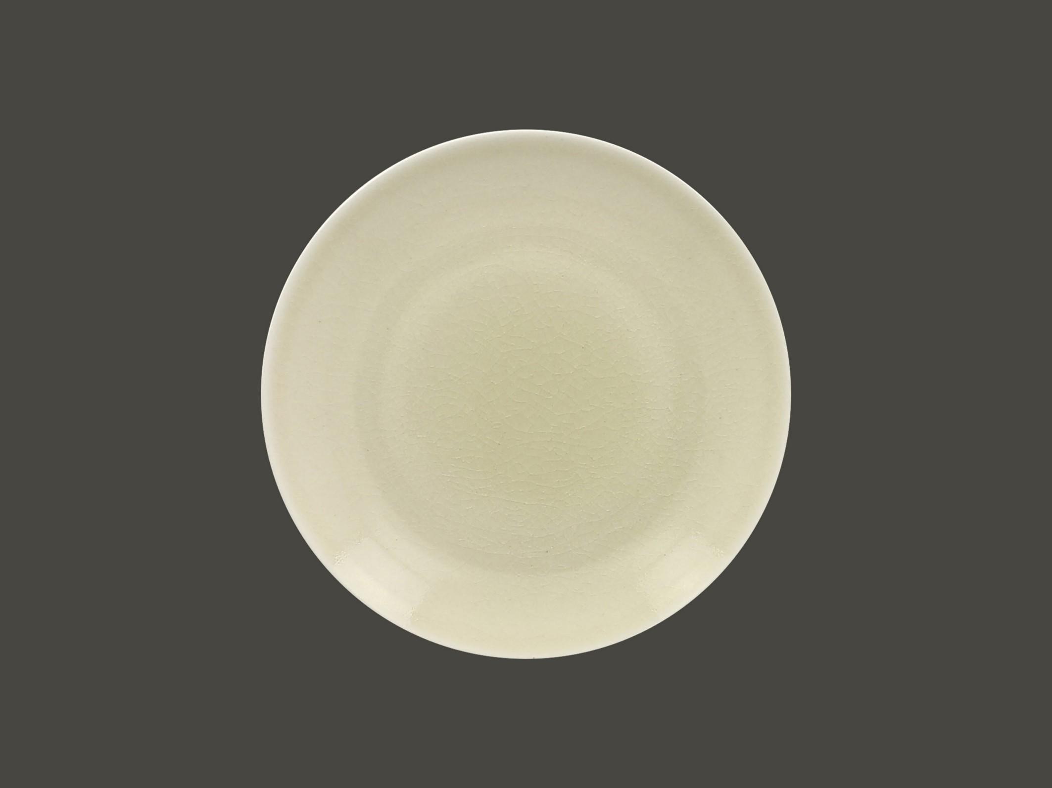 mělký coupe talíř - pearly Vintage