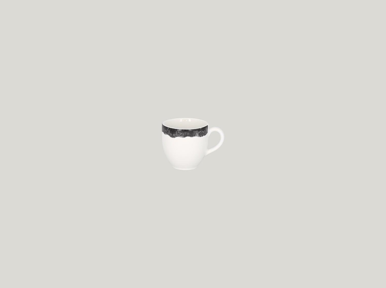 Šálek na espresso 9 cl - šedá