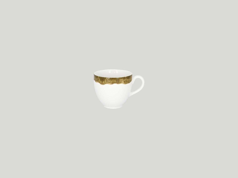 Šálek na kávu 20 cl - mechově zelená