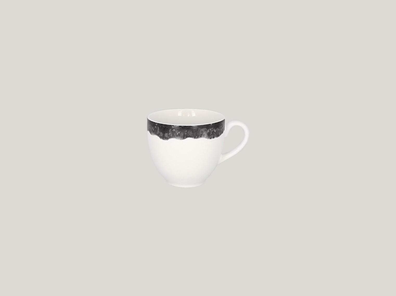 Šálek na kávu 28 cl - šedá