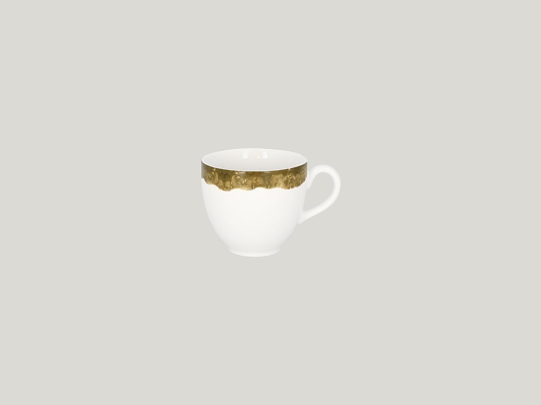 Šálek na kávu 28 cl - mechově zelená