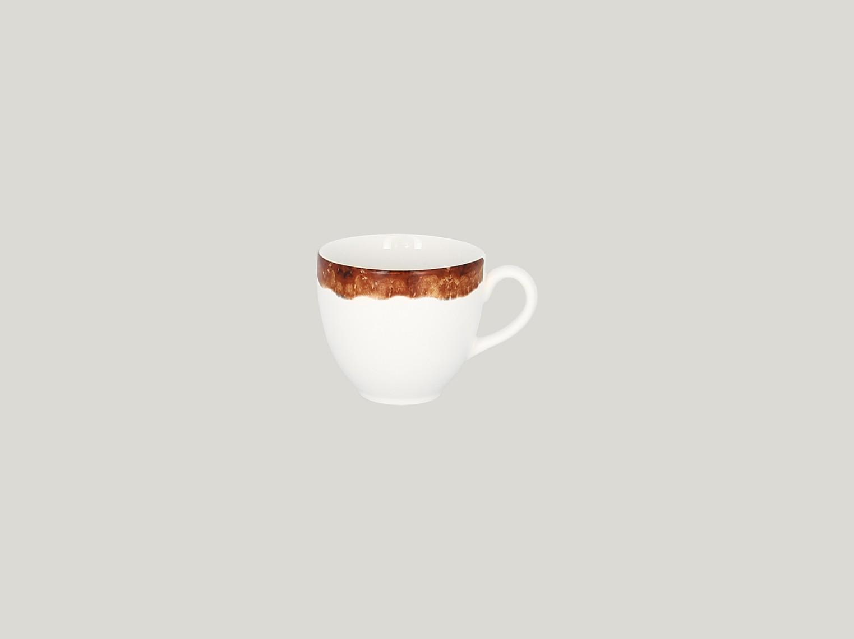 Šálek na kávu 28 cl - světle hnědá