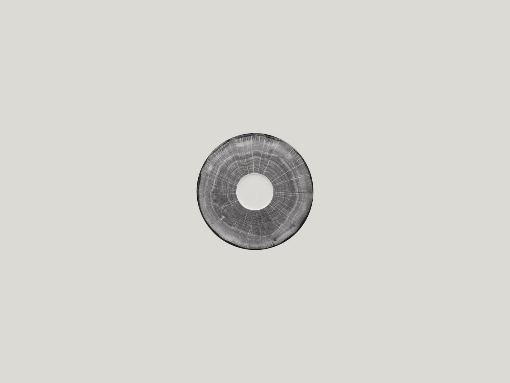 Podšálek pro šálek na espresso CLCU09 – šedá