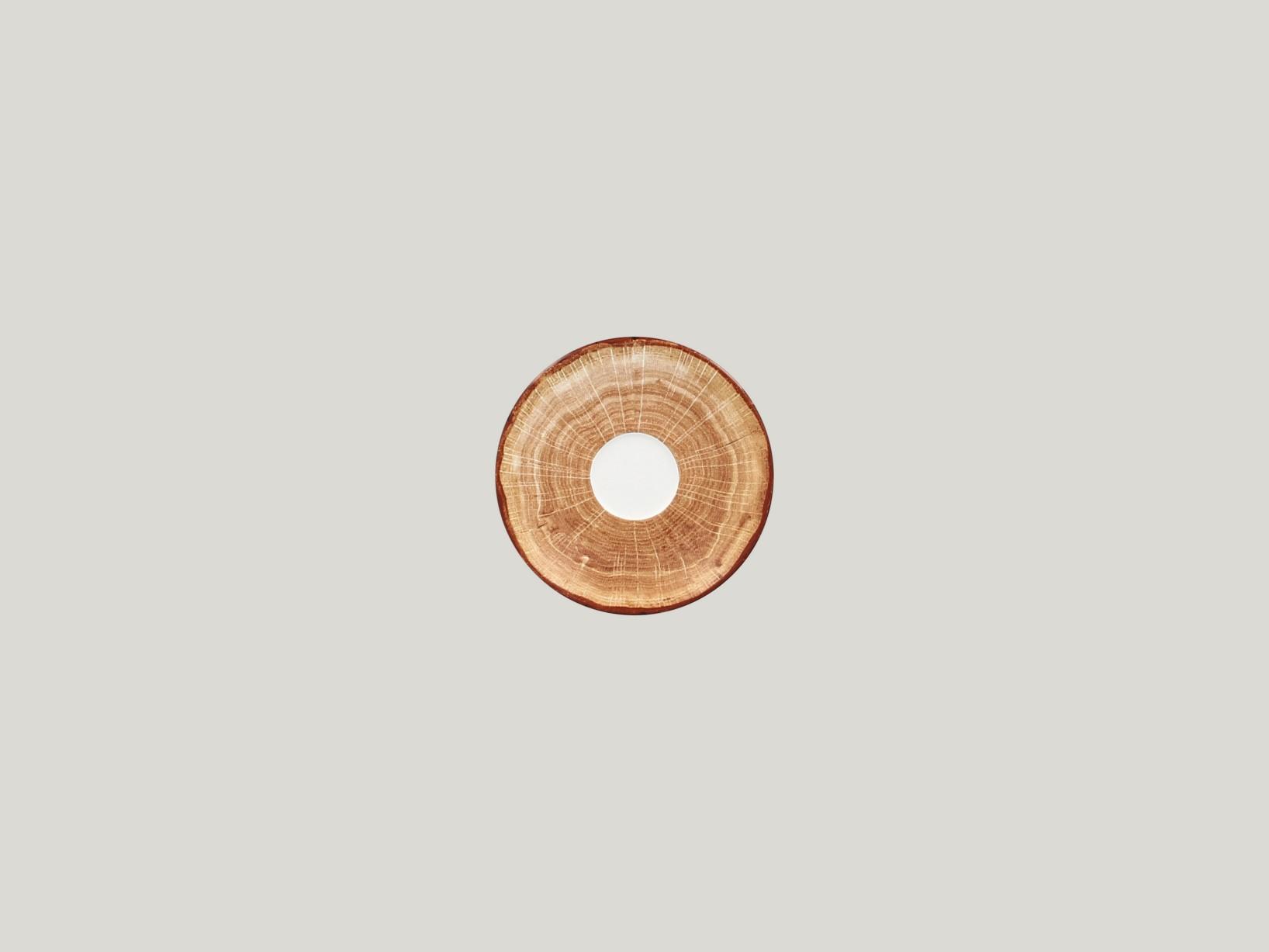 Podšálek pro šálek na espresso CLCU09 – světle hnědá